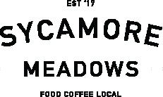Sycamore Meadows Cafe Logo